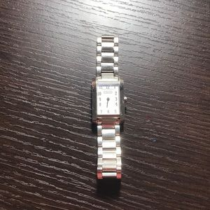 Coach Authentic Stainless Steel Watch